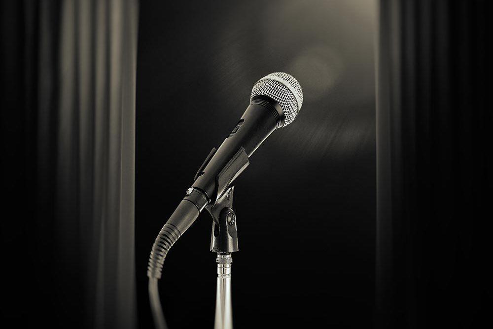 microfono solo
